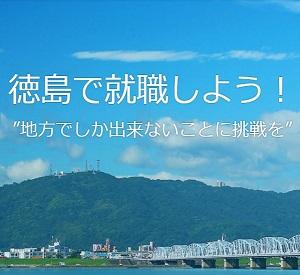 徳島で就職しよう!Web企業説明会